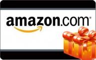 Win Free $25 Amazon.com Gift Card